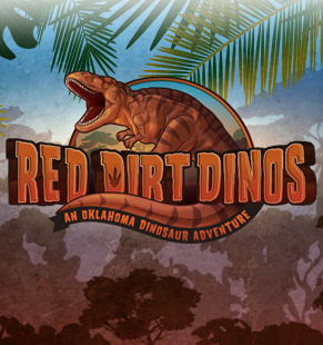 Red Dirt Interactive Robotic Dinosaur Show
